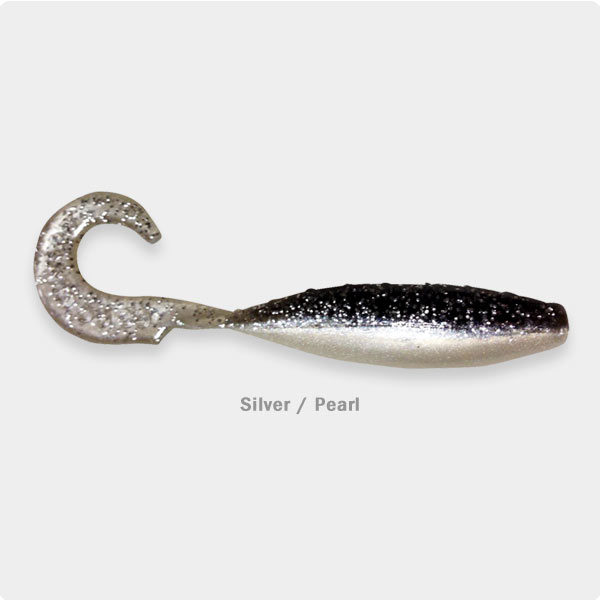 Kaboom Swimbait - Silver / Pearl