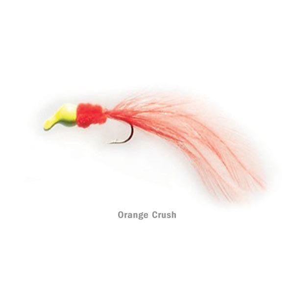 Lead Free Jig - Orange Crush