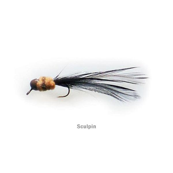 Lead Free Jig - Sculpin