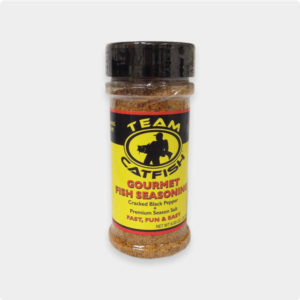 Team Catfish Gourmet Fish Seasoning