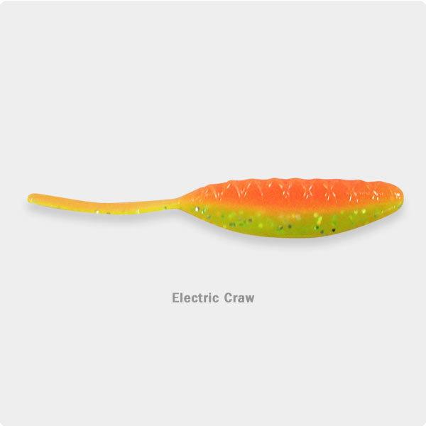 Crappie Kicker - Electric Craw