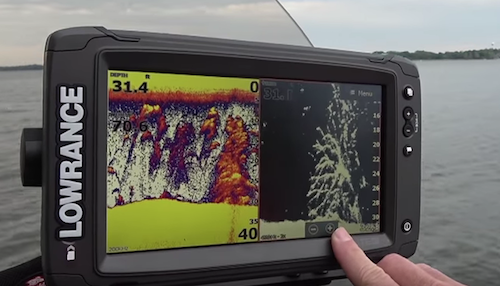 Fish locator tips for summertime Crappie in Lakes!