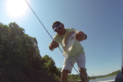 Fishing Tips For Catching Crappie Around Standing Timber