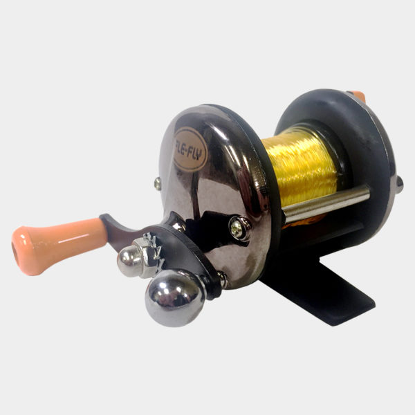 Fle-Fly Level Wind Reel
