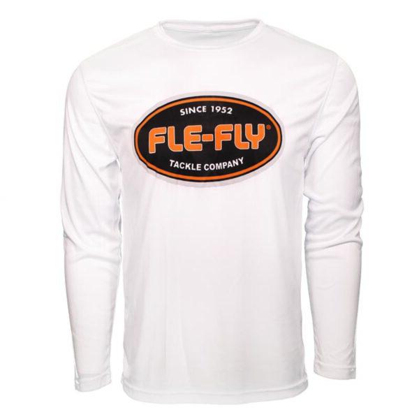 Fle-Fly - Long sleeve crew neck sun protection Tee